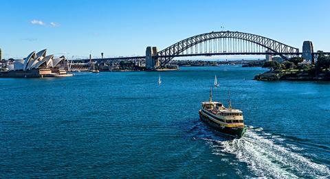 悉尼港 (Sydney Harbour)