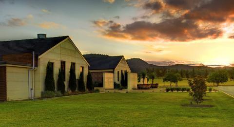 猎人谷玛根酒庄及餐厅 (Margan Hunter Valley Wines and Restaurant)