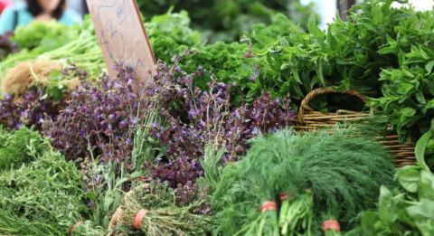 Carriageworks 农贸市场 (Carriageworks Farmers Market)