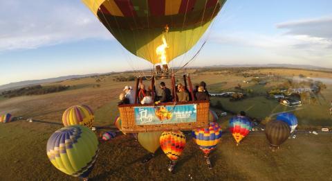 澳大利亚乐浮热气球公司 (Balloon Aloft)