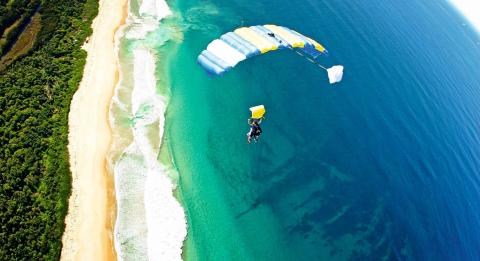 Skydive Sydney - Wollongong 旅游公司