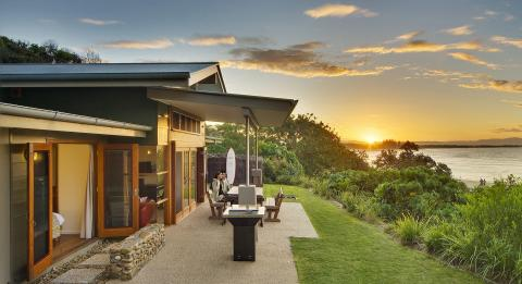 拜伦湾 (Byron Bay) Mildenhall Cottage 旅馆