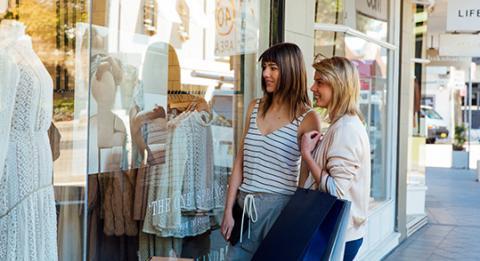 时尚与购物