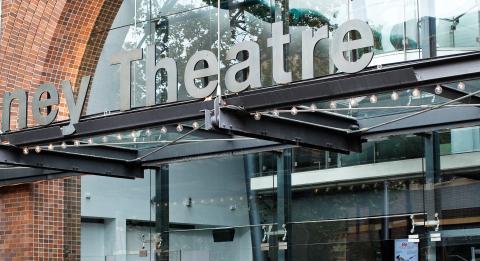 The Entrance到沃尔什湾罗斯林·帕克剧院