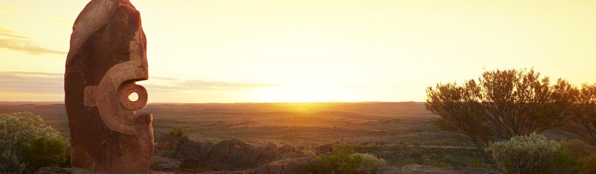 Broken Hill, The Outback
