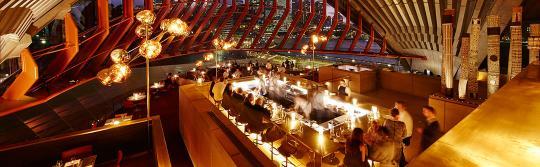 悉尼 (Sydney) Bennelong 餐厅