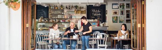 纽镇 (Newtown) Cafe C 咖啡馆