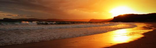 波蒂国家公园 (Bouddi National Park) 普蒂海滩 (Putty Beach)