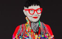 《Jenny Kee 的肖像》(Portrait of Jenny Kee),阿奇博奖,悉尼 (Sydney)