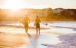 悉尼 (Sydney) 邦迪海滩 (Bondi Beach)