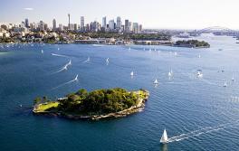 Clark Island, Sydney Harbour National Park