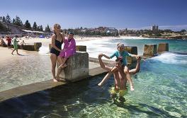 悉尼 (Sydney) 库吉 (Coogee) 海边泳池