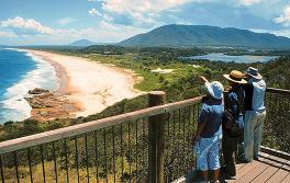 麦奎利港 (Port Macquarie) Kattang 国家公园