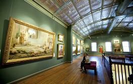 布罗肯希尔 (Broken Hill) 地方美术馆 (Regional Art Gallery)