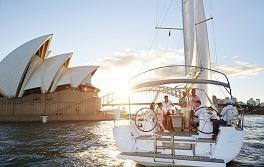 悉尼港 (Sydney Harbour) 游艇航行